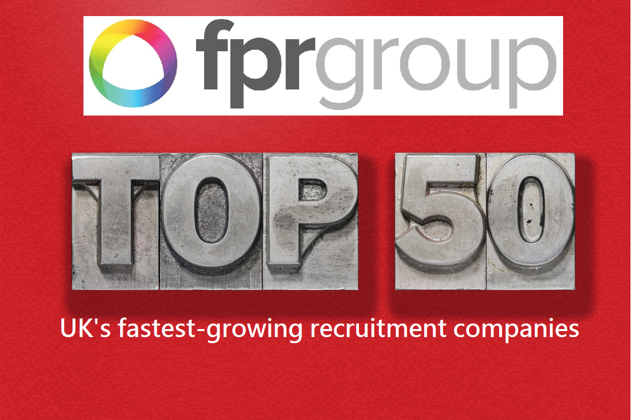 FPR Group - In The UK Top Fast 50