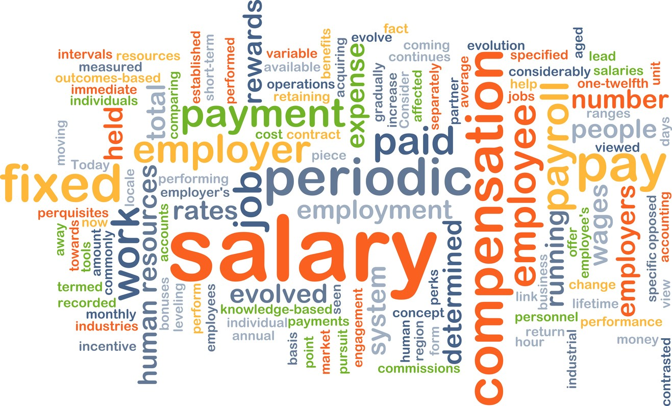Salary trends outweighing  your pay structure?