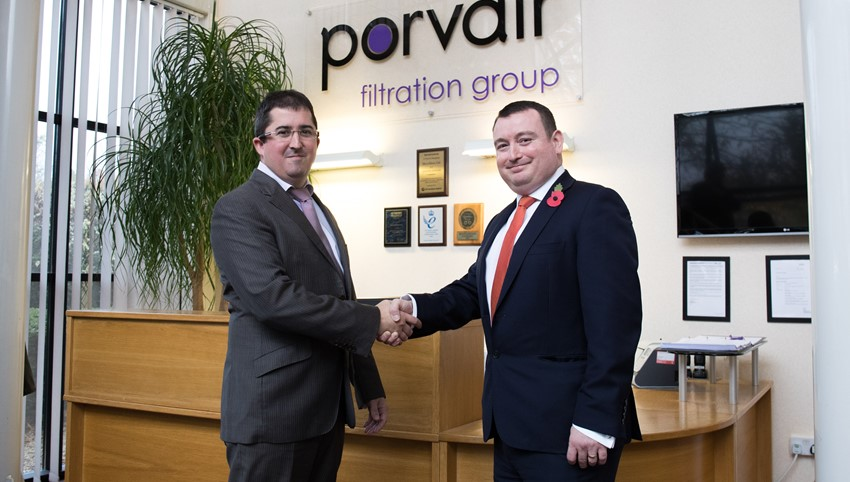 Porvair Renew Master Vendor Agreement